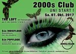 eventimage von 2000s Club: Uni-Start!