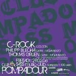 Bild von CmyK pres. Club Pompadour with C-Rock(Cocoon)